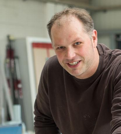 Tischlermeister Carsten Schweers